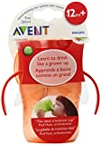 Philips AVENT 9 Ounce BPA Free Natural Drinking Cup, 1-Pack, Red