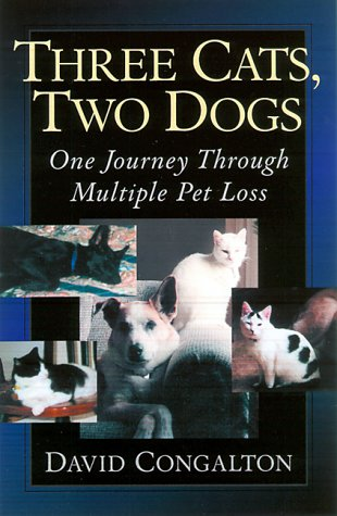 Three Cats, Two Dogs: One Journey Through Multiple Pet Loss
