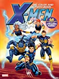 X-Men Big Color & Activity Book: With Stickers (0696226782) by Marvel