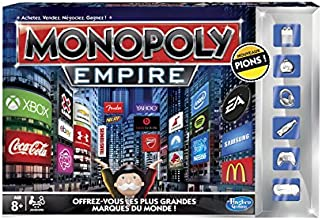 Hasbro - A47704470 - Jeu De Plateau - Monopoly Empire