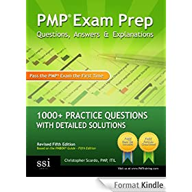 PMP Exam Prep Questions, Answers & Explanations (English Edition)