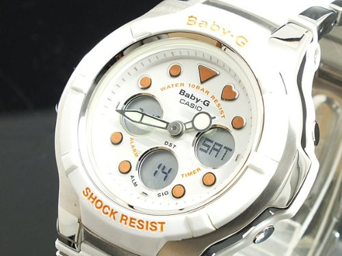 Casio baby-g watch composite line BGA 123-7 A 2 [import./this]