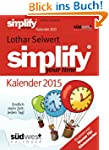 Simplify your Time 2015 Textabrei�kal...