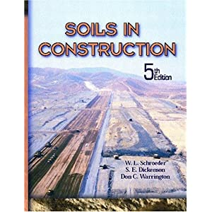 Soils in Construction Schroeder