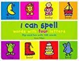 I Can Spell Words with Four Letters (Spanish Edition) (0753401738) by Nilsen, Anna