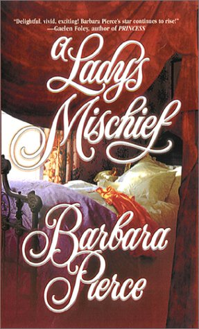 Image for A Lady's Mischief (Zebra Historical Romance)