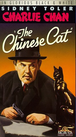 Charlie Chan - The Chinese Cat [VHS]