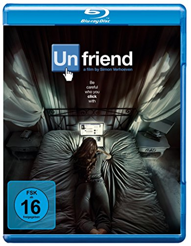 Unfriend [Blu-ray]