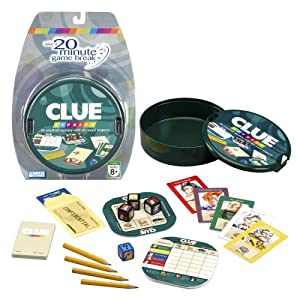 Clue Express game!