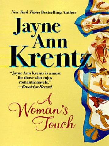Woman's Touch (Thorndike Large Print Fam (Thorndike Press Large Print Famous Authors Series)