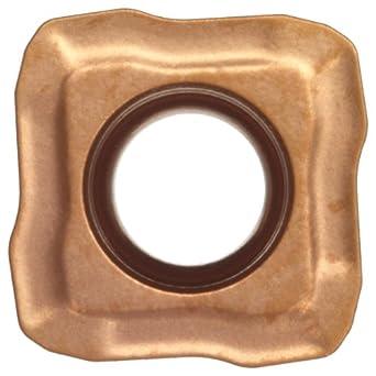 Sandvik Coromant CoroDrill Carbide Drilling Insert, 2 Edge, 880 Style, GC1044 Grade, TiAlN Coating