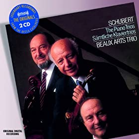 Schubert: The Piano Trios (2 CDs)