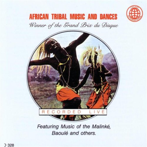 Percussion Instruments (Music of the Malinke)