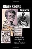 img - for Black Codes In Georgia book / textbook / text book