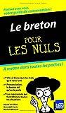 echange, troc Gwendal DENIS, Hervé LE BIHAN, Martial MENARD - Le Breton Guide de conversation Pour les nuls