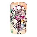 Per Galaxy Ace 4 Style Custodia Case SM-G357FZ , TUTUWEN Fashion Dream Catcher Custodia Case Protective [Flexible...