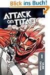 Attack on Titan 1 (English Edition)