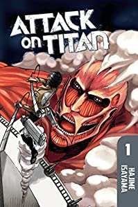 Attack On Titan 1 by Hajime Isayama ebook deal