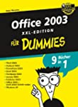 Office 2003 f�r Dummies, XXL-Edition:...