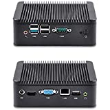 Windows Mini PC With 4GB RAM 32GB SSD 1TB HDD HD Video Port VGA LAN 5 USB Serial Port Dual Core Mini PC Windows...