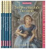 img - for American Girl History Mysteries Set 1-6 Smuggler's Treasure; Hoofbeats of Danger; Night Flyers; Voices at Whisper Bend; Secrets on 26th Street; Mystery of the Dark Tower. (American Girl History Mystery, 1, 2, 3, 4, 5, 6) book / textbook / text book