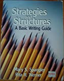 img - for Strategies and Structures: A Basic Writing Guide book / textbook / text book