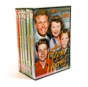 Adventures of Ozzie & Harriet: Volumes 6-11 from Alpha Home Entertainment