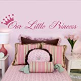 Little Prince Stylish Vinyl Decal / Large Wall Transfer / Interior Quote nin38