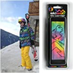 Multi Color Hands Free Snow Ski Carrier