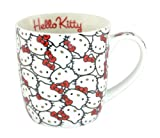 HELLO KITTY FACES MUG NEW WITH TAG CUP GIFT