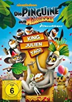Die Pinguine aus Madagascar - King Julien Tag!