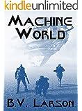 Machine World (Undying Mercenaries Series Book 4) (English Edition)
