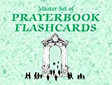 img - for Prayerbook Hebrew Flashcards (Flashcards) book / textbook / text book