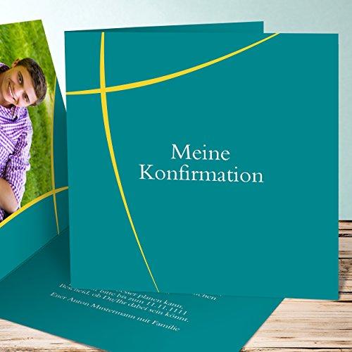 konfirmations einladungskarten selber machen meteor 20. Black Bedroom Furniture Sets. Home Design Ideas