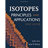 Isotopes: Principles and Applicationspar Gunter Faure