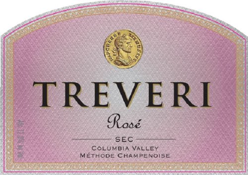 Nv Treveri Sparkling Rosé Columbia Valley 750 Ml