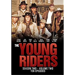 The Young Riders: Season Two - Volume Two (10 Episodes) - Amazon.com Exclusive