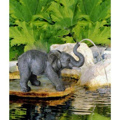 Elephant Water Feature