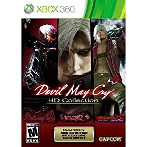 New - Devil May Cry Collection X360 by Capcom - 33040