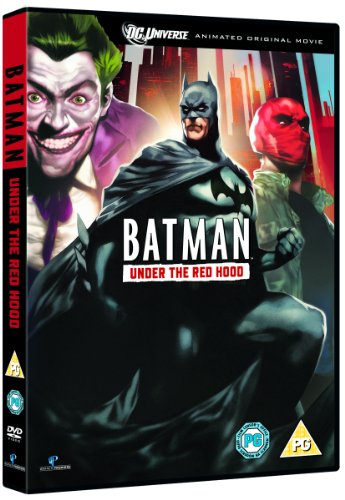 Batman: Under The Red Hood [DVD]