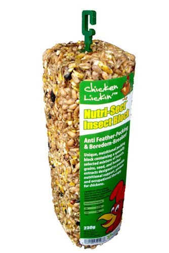 AgriVite-Chicken-Lickin-Nutri-Sect-Insect-Block-x-230-Gm-Misc