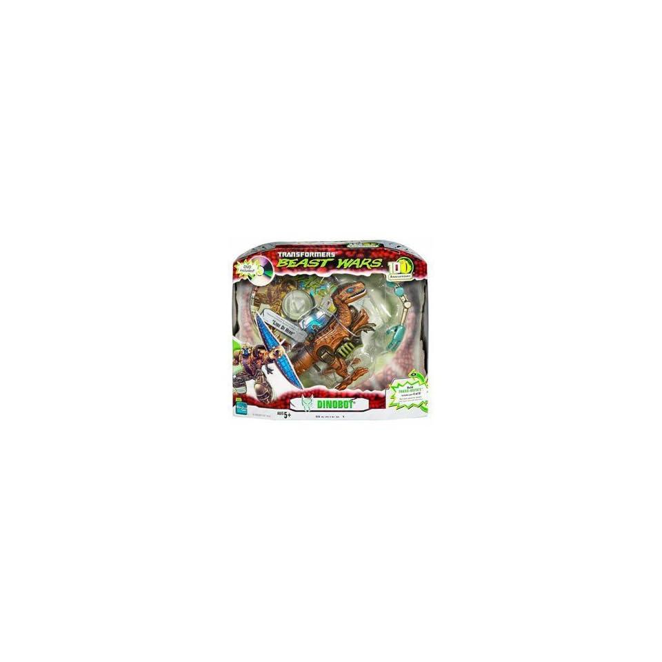 Transformers Beast Wars Dinobot Fox Kids Deluxe Action Figure