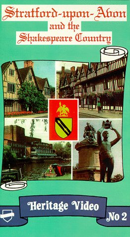 Stratford-upon-Avon and the Shakespeare Country, No. 2 [VHS]