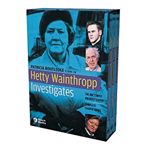 Hetty Wainthropp Investigates - Complete Fourth Series movie