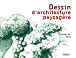 Dessin d'architecture paysag�re