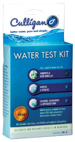 Culligan TK-2 Water Test Kit (Hard Water Testing Kit compare prices)