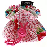 Louka Estuche para chupetes bebé, niños & deportes de invierno para niña - para tentempié con diseño de con clip para guardar el chupete