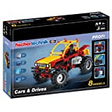 Fischertechnik Cars and Drives Building Kit