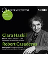 Lucerne Festival Historic Performances, Vol. I (Mozart: Piano Concerto K. 466 - Beethoven: Piano Concerto No. 5 'Emperor')