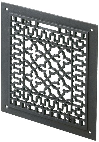 Great Features Of Minuteman International JG-14 Cast Iron Grille 12-Inch by 14-Inch